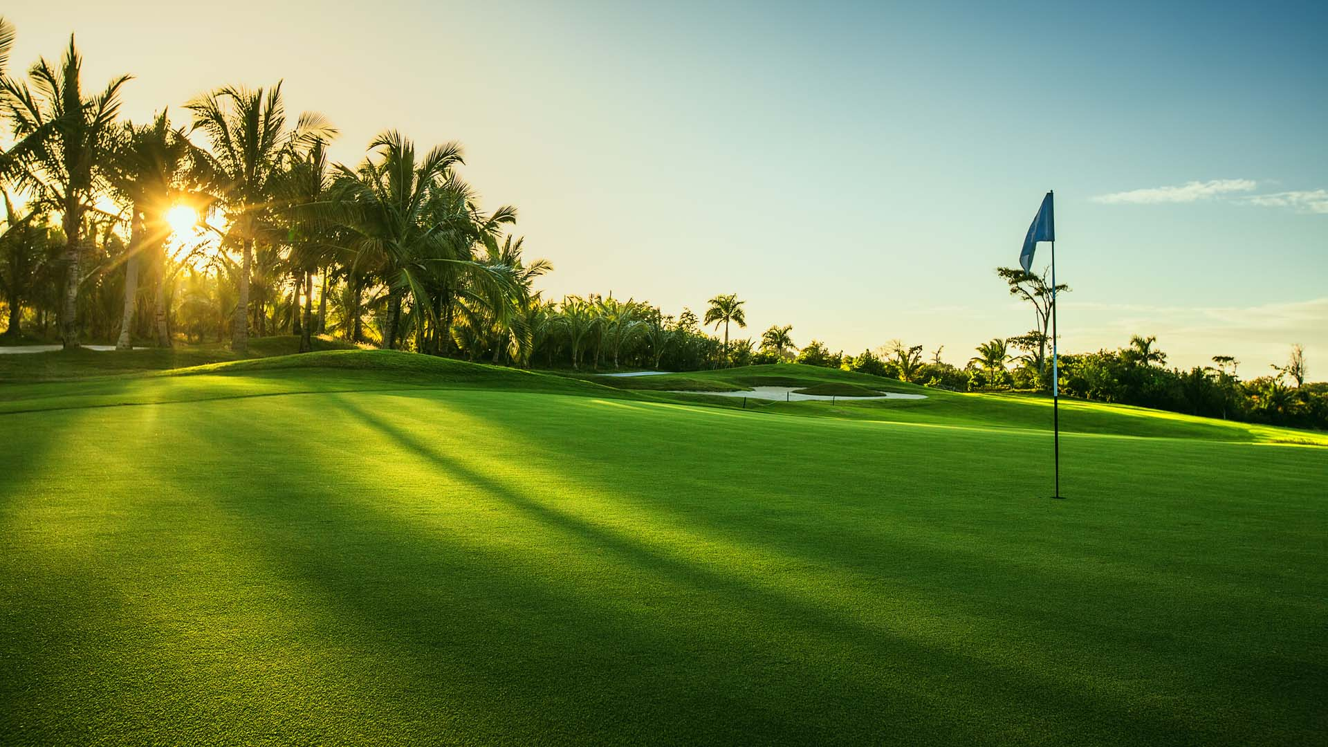 Golf course construction and repairs in the State of Florida.