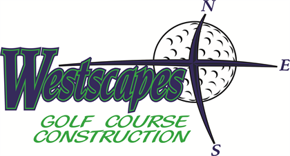 Westscapes Golf Construction Logo